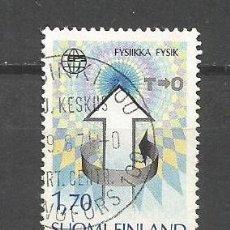 Sellos: FINLANDIA YVERT NUM. 992 SERIE COMPLETA USADA. Lote 48420427