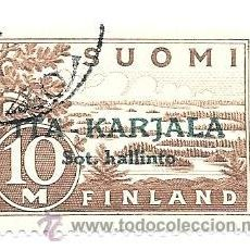Sellos: FINLANDIA . Lote 48647886