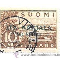 Sellos: FINLANDIA - ITA KARJALA. Lote 50333379