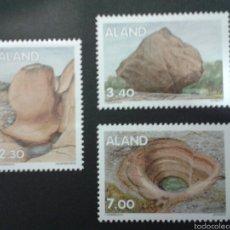 Sellos: SELLOS DE ALAND (FINLANDIA). YVERT 92/4. SERIE COMPLETA NUEVA SIN CHARNELA. . Lote 52740457