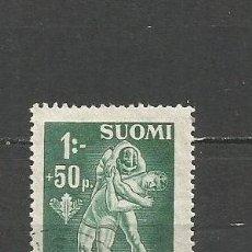 Sellos: FINLANDIA YVERT NUM. 282 USADO. Lote 55151717