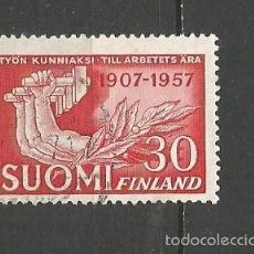 Sellos: FINLANDIA YVERT NUM. 456 USADO. Lote 55156465