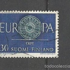 Sellos: FINLANDIA YVERT NUM. 501 USADO. Lote 55156755