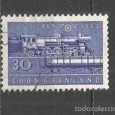 Sellos: FINLANDIA YVERT NUM. 520 USADO. Lote 55156884