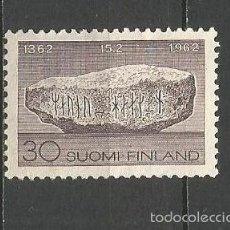 Sellos: FINLANDIA YVERT NUM. 522 USADO. Lote 55156905