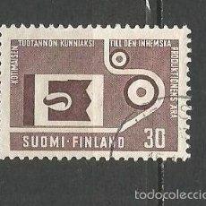 Sellos: FINLANDIA YVERT NUM. 530 USADO. Lote 55156947
