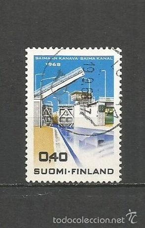FINLANDIA YVERT NUM. 617 USADO (Sellos - Extranjero - Europa - Finlandia)