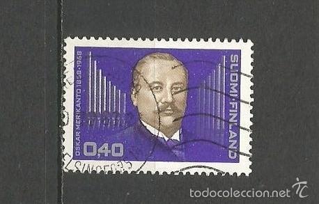 FINLANDIA YVERT NUM. 616 USADO (Sellos - Extranjero - Europa - Finlandia)