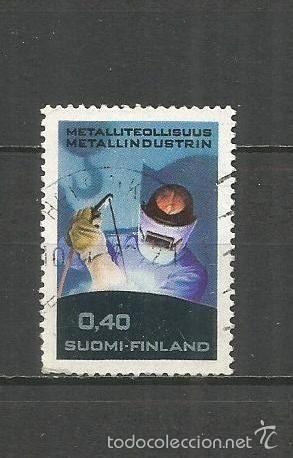 FINLANDIA YVERT NUM. 619 USADO (Sellos - Extranjero - Europa - Finlandia)