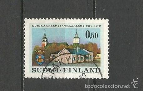 FINLANDIA YVERT NUM. 643 USADO (Sellos - Extranjero - Europa - Finlandia)