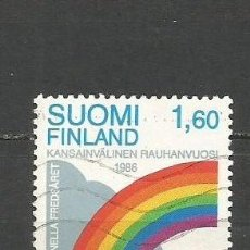 Sellos: FINLANDIA YVERT NUM. 968 USADO. Lote 55157639