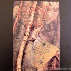 Sellos: ALAND 1994 AÑO COMPLETO DE SELLOS YVERT Nº 79 / 91 ** MNH. Lote 56333968