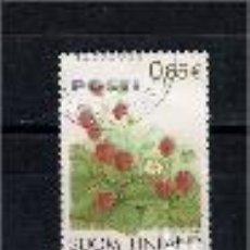 Sellos: FLORES DE FINLANDIA. SELLO AÑO 2004. Lote 56527529
