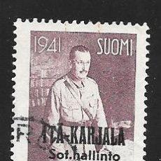 Sellos: FINLANDIA - ITA KARJALA. Lote 57145637