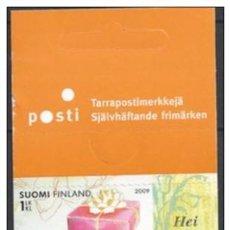 Sellos: CARNE NUEVO DE FINLANDIA 2009, YT C1928. Lote 64979435