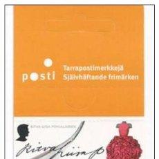 Sellos: CARNE NUEVO DE FINLANDIA 2010, YT C1993. Lote 64979871