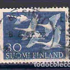 Sellos: AVES DE FINLANDIA. SELLO AÑO 1956. Lote 187165690