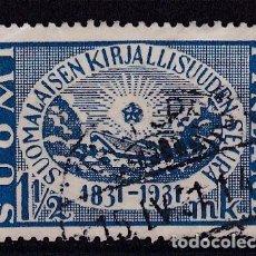 Sellos: FINLANDIA 1931 - SELLO MATASELLADO. Lote 99766799