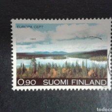 Sellos: FINLANDIA. YVERT 773. SERIE COMPLETA USADA. EUROPA CEPT.. Lote 100426863