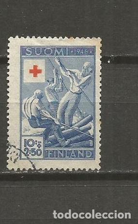 FINLANDIA YVERT NUM. 308 USADO (Sellos - Extranjero - Europa - Finlandia)