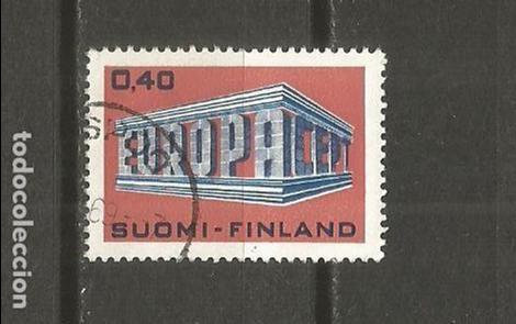 FINLANDIA SELLO YVERT NUM. 623 USADO (Sellos - Extranjero - Europa - Finlandia)