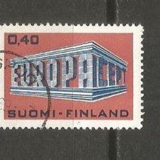 Sellos: FINLANDIA SELLO YVERT NUM. 623 USADO. Lote 107914195