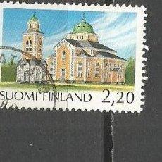 Sellos: FINLANDIA SELLO YVERT NUM. 1002 USADO. Lote 107971267
