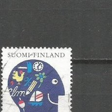 Sellos: FINLANDIA SELLO YVERT NUM. 1134 USADO. Lote 107997323