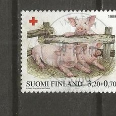 Sellos: FINLANDIA SELLO YVERT NUM. 1394 USADO. Lote 108004391