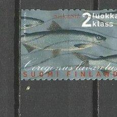 Timbres: FINLANDIA SELLO YVERT NUM. 1502 USADO. Lote 108013767