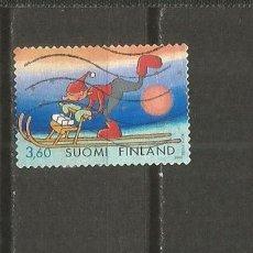 Timbres: FINLANDIA SELLO YVERT NUM. 1555 USADO. Lote 108249335