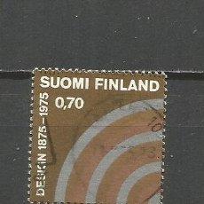 Timbres: FINLANDIA SELLO YVERT NUM. 739 USADO. Lote 112423387