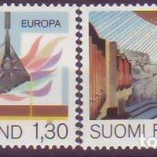 Sellos: FINLANDIA. CEPT 83. YVERT 890/1. Lote 115454463