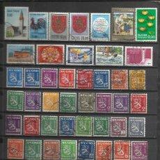 Sellos: G187-LOTE SELLOS FINLANDIA,SIN TASAR,BUENOS VALORES,BUENA CALIDAD. *************** STAMPS LOT FINLAN. Lote 120293863