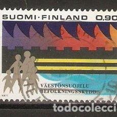 Sellos: FINLANDIA. 1977. YT 778. Lote 126122015