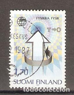 FINLANDIA. 1987. YT 992 (Sellos - Extranjero - Europa - Finlandia)