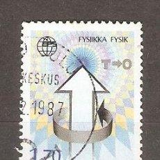 Sellos: FINLANDIA. 1987. YT 992. Lote 126122991