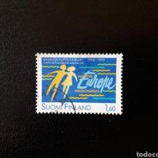 Sellos: FINLANDIA. YVERT 1163. SERIE COMPLETA USADA. CÁMARA DE COMERCIO. Lote 197075953