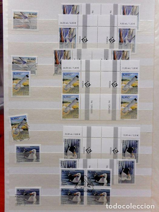 Sellos: SELLOS DE ALAND, en dos tomos. - Foto 14 - 131561266