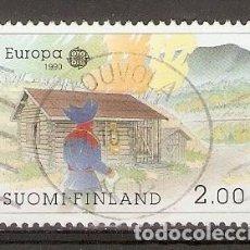Sellos: FINLANDIA.1990. YT. 1074. Lote 133391386