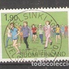 Sellos: FINLANDIA.1989. YT. 1039. Lote 133391426