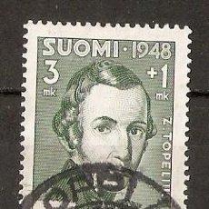 Sellos: FINLANDIA.1948. YV Nº 334. Lote 133400738