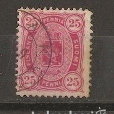 Sellos: FINLANDIA. 1875. YVERT Nº 17. Lote 133401042