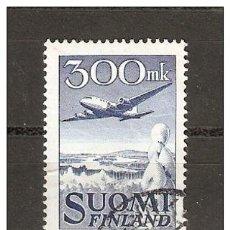Sellos: FINLANDIA. 1950. YVERT Nº A-3. Lote 133401574