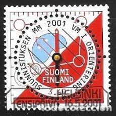 Sellos: FINLANDIA. Lote 133901894