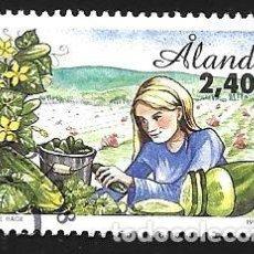 Sellos: FINLANDIA - ALAND. Lote 133902018