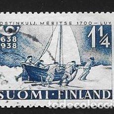 Sellos: FINLANDIA . Lote 135267822