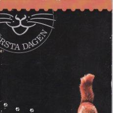 Sellos: CARPETA OFICIAL CON LOS SELLOS DEL AÑO COMPLETO 2003 DE ALAND (FINLANDIA). Lote 135450742