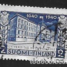 Sellos: FINLANDIA. Lote 138970674