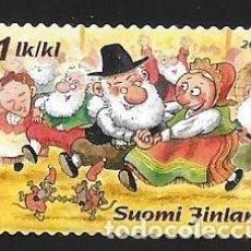 Sellos: FINLANDIA. Lote 139400378
